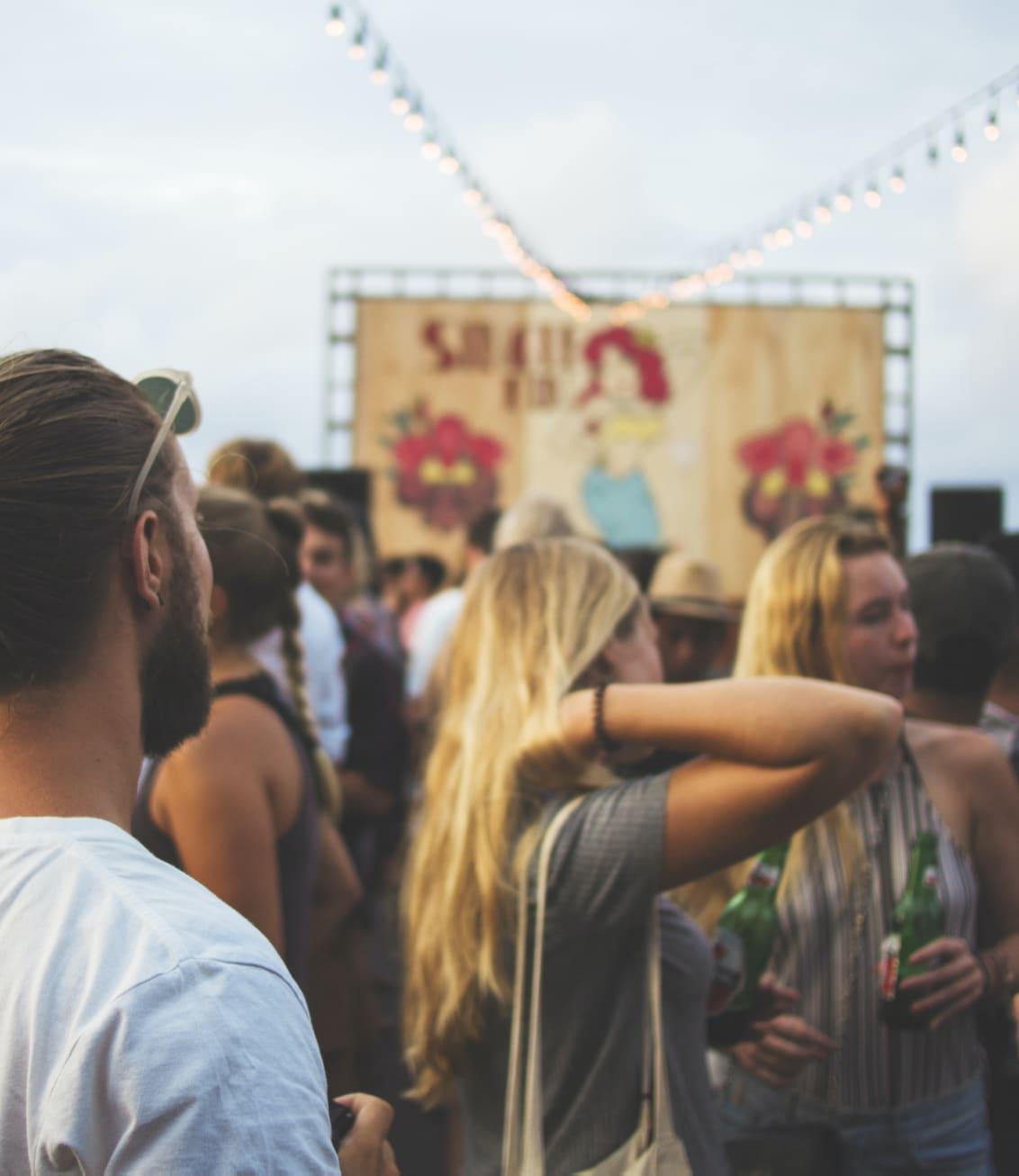 photo d'un festival